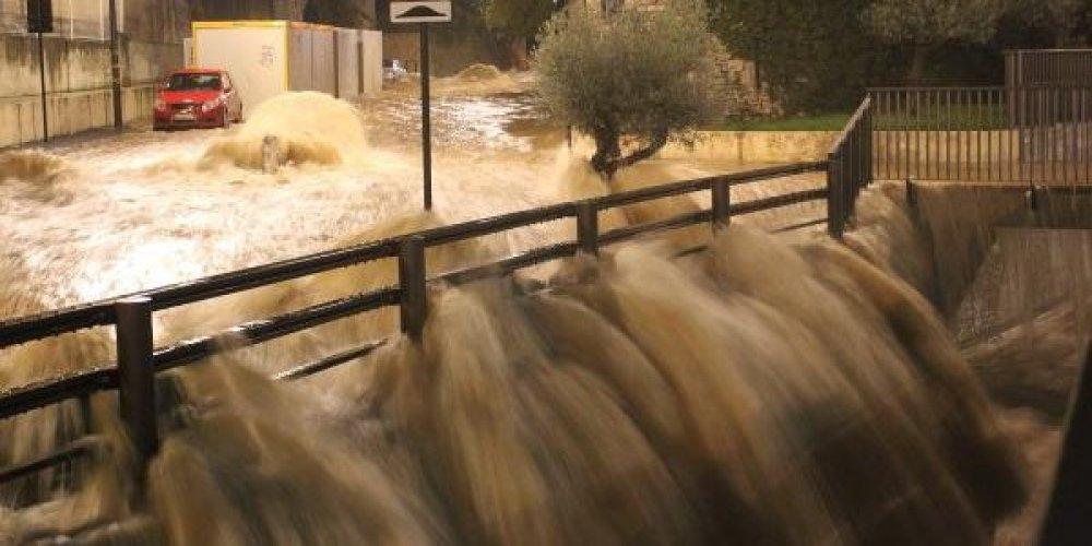 Appréhender les fortes pluies avec WRF : météo sur le Gard et l'Hérault du 10 au 12 octobre 2014